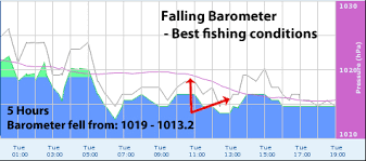 The Weather Effect Pt 1 Barometric Pressure Social Fishing