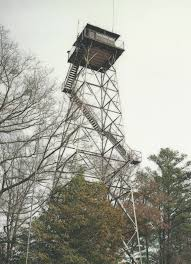 moore fire tower