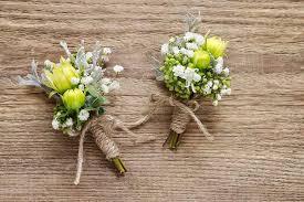 flowers onholes on wood