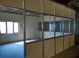 aluminum office partitions. The Service Available At Ameerpet, Hyderabad. We Are Also Provide All Types Of Aluminum Office Cabins, Partitions \u0026 For