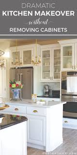 Inexpensive Kitchen Remodeling 25 Best Ideas About Budget Kitchen Makeovers On Pinterest