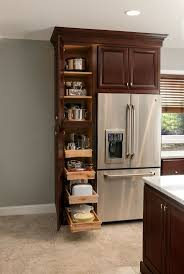 Tall White Kitchen Pantry Cabinet1 768x1101 Magnificent Cabinet 22