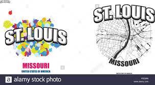 Graphic Design Missouri St Louis Missouri Logo Design Two In One Vector Arts
