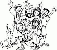 Jesus Loves Me Cross Coloring Page With 28 Collection Of The