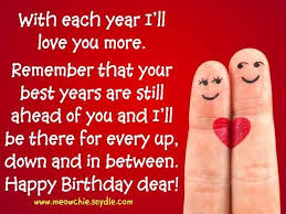 Happy Birthday Love Quotes Extraordinary Happy Birthday Love Quote Pictures Photos And Images For Facebook