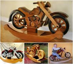 view in gallery motorcycle rocker wonderfuldiy