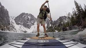 Darrell Kirk | Stand Up Paddle | TotalSUP
