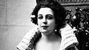 Margarita Ruiz de Lihory en sus años de juventud. En los aledaños de la calle del Mar de Valencia, una vía lleva el nombre de José María Ruiz de Lihory, ... - margarita--478x270