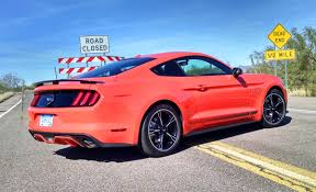 Driven: 2016 Ford Mustang GT California Special ...