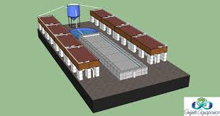 commercial greenhouse design and layout mercial greenhouse aquaponics system designs