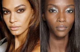 the best eye makeup ranges for olive and dark skin tones