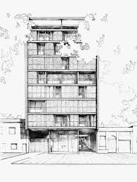 modern architectural drawings. Architectural Elevation Drawings Elegant 106 Best Sections Elevations Images On Pinterest Modern