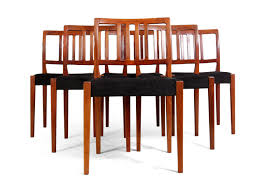 Rosewood Bedroom Furniture Century Rosewood Set Of 6 Dining Chairs Nils Jonsson