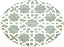 7 foot bath rug 6 round outdoor rugs area ft gray x trellis from