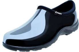 Sloggers Womens Waterproof Rain And Garden Shoe With Comfort Insole Classic Black Size 7 Style 5100bk07