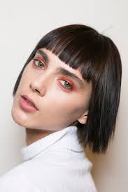 2016 fall winter 2017 hairstyles looks on the runway 49
