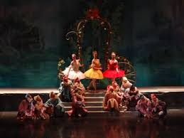 С Прокофьев Золушка балет г Февраля  В 1991 году Владимир Васильев ставит в Кремлевском балете Золушку Прокофьева с совершенно новой хореографией Балет был воспринят весьма неоднозначно