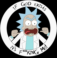 Rick And Morty Designs My Unsubmitted Design For The Hot Topic Rick And Morty