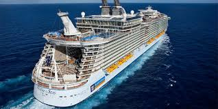 Royal Caribbean Allure Of The Seas Cruise Ship Review