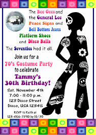 part invites discos and birthday party invitation with pink disco ball and black