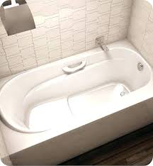 x bath tub drop in or alcove soaking bathtub 60x36 60 36 skirted whirlpool