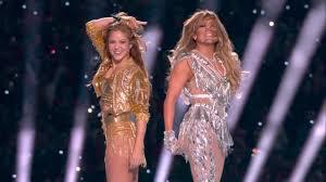 Shakira & Jennifer López Halftime Show Full Super Bowl 2020 - YouTube