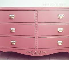 pink painted furniture. Ascp, Annie Sloan Chalk Paint, Painted Furniture, Furniture  Ideas, Pink