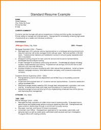 Cover Letter Format Standard Inside Marvellous Resume Sample