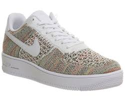 office nike air force. Womens ,Nike ,Air Force 1 Low Flyknit ,Yellow Strike Bright Crimson White , Office Nike Air F