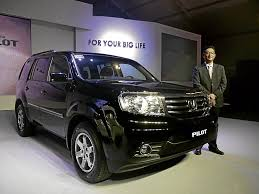 new car launches in philippinesHonda launches allnew Pilot and Odyssey  Inquirer Business