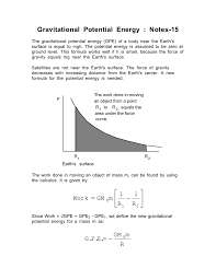 what equation do you use to calculate gravitational potential gravitational potential energy definition formula examples