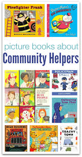 Community Helpers Chart Pdf Picture Books About Community Helpers No Time For Flash Cards