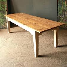 large pine dining table reclaimed round to zoom antique tables