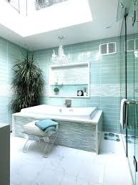 glass tile accent wall bathroom accent bathroom tile bathroom glass tile accent ideas bathroom contemporary with