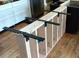 counter overhang support wonderful design granite overhang support com brackets legs island countertop overhang support