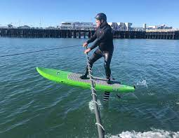 Hydrofoil Lesson – Covewater Paddle Surf