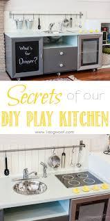 Preschool Kitchen Furniture 17 Best Ideas About Kid Kitchen On Pinterest Diy Play Kitchen