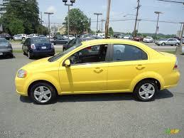 All Chevy chevy aveo 2011 : Summer Yellow 2011 Chevrolet Aveo LT Sedan Exterior Photo ...
