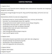 Demikian proposal ini kami buat. 7 Contoh Proposal Penelitian Kegiatan Dan Usaha Bisnis
