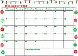 december 2015 calendar word doc christmas december calendar template 2016 christmas december