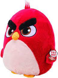 Angry Birds ANB0039 Feature Plush: Amazon.de: Spielzeug
