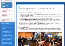 district spotlight is west springfield public s portal to the munity mlive