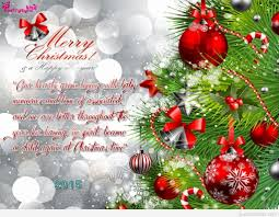 wallpaper merry christmas wish quote