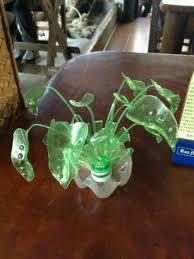 decorative plastic flowers