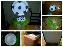 Soccer Ball Decorations