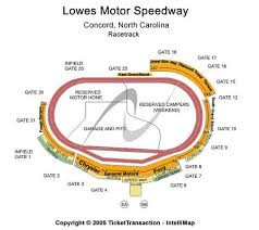 Lowes Speedway Seating Chart Charlotte Motor Speedway Tickets In Concord North Carolina