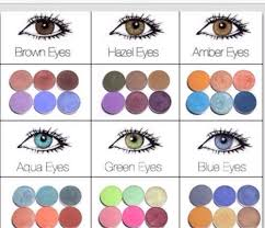 how to make your eye color stand out without makeup using these colors with specific will