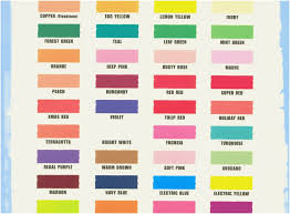 Americolor Colour Mixing Chart Best Picture Of Chart