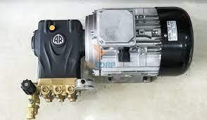 Máy phun xịt rửa xe áp lực cao Urali AR U75-2120