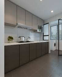 Renovation Guide To Layout And Configurations For Your Kitchen Kitchen Cabinet Renovation Singapore